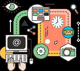 تسويق الايميلات الدعائية والرسائل النصية